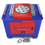 Станок для гибки арматуры Vektor GW50 с доводчиком